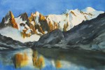 Mt Baker Reflection